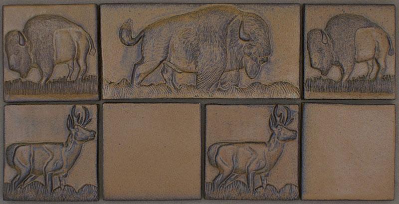 Bison Tiles