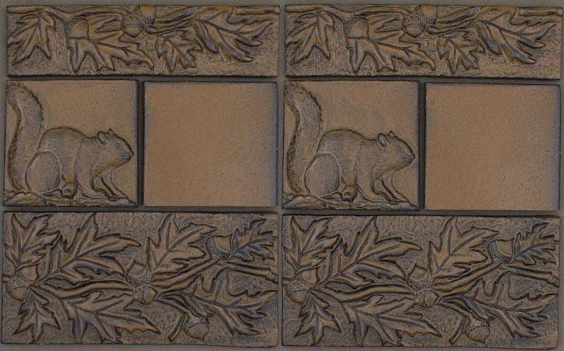 Leaf Nature Tiles