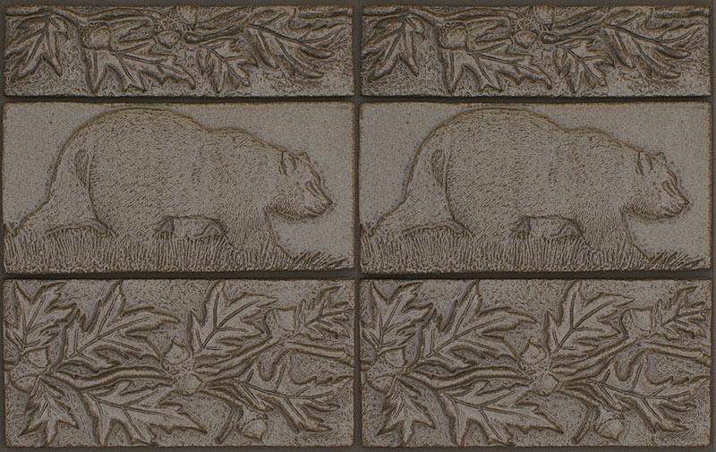 Fine Art Leaf Tiles